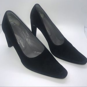 Beautiful, Black Suede Stephane Kelian Size 9
